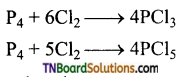 TN Board 12th Chemistry Important Questions Chapter 3 p-Block Elements – II 37
