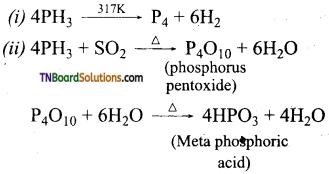 TN Board 12th Chemistry Important Questions Chapter 3 p-Block Elements – II 45