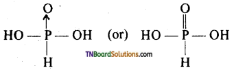 TN Board 12th Chemistry Important Questions Chapter 3 p-Block Elements – II 54