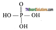 TN Board 12th Chemistry Important Questions Chapter 3 p-Block Elements – II 59