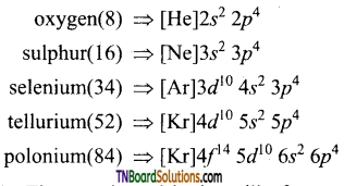 TN Board 12th Chemistry Important Questions Chapter 3 p-Block Elements – II 65
