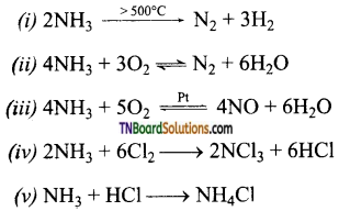 TN Board 12th Chemistry Important Questions Chapter 3 p-Block Elements – II 7