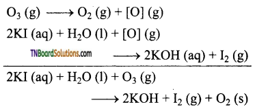 TN Board 12th Chemistry Important Questions Chapter 3 p-Block Elements – II 73