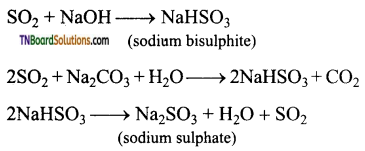 TN Board 12th Chemistry Important Questions Chapter 3 p-Block Elements – II 78