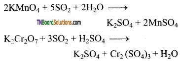 TN Board 12th Chemistry Important Questions Chapter 3 p-Block Elements – II 81