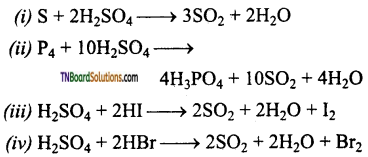TN Board 12th Chemistry Important Questions Chapter 3 p-Block Elements – II 92