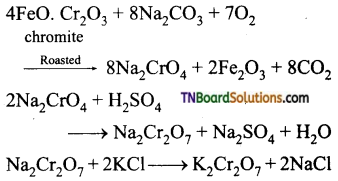 TN Board 12th Chemistry Important Questions Chapter 4 Transition and Inner Transition Elements 15