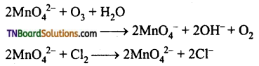 TN Board 12th Chemistry Important Questions Chapter 4 Transition and Inner Transition Elements 17