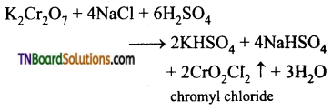 TN Board 12th Chemistry Important Questions Chapter 4 Transition and Inner Transition Elements 27