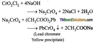 TN Board 12th Chemistry Important Questions Chapter 4 Transition and Inner Transition Elements 28