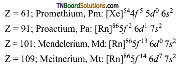 TN Board 12th Chemistry Important Questions Chapter 4 Transition and Inner Transition Elements 43