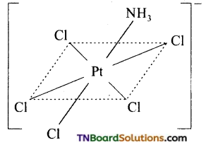 TN Board 12th Chemistry Important Questions Chapter 5 Coordination Chemistry 26