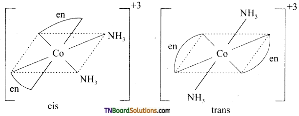 TN Board 12th Chemistry Important Questions Chapter 5 Coordination Chemistry 99