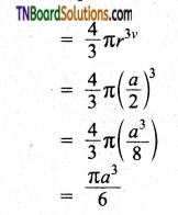 TN Board 12th Chemistry Important Questions Chapter 6 Solid State 13