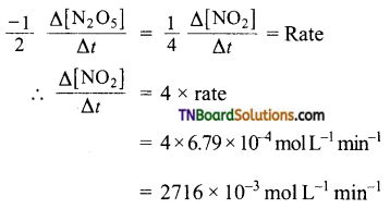 TN Board 12th Chemistry Important Questions Chapter 7 Chemical Kinetics 19