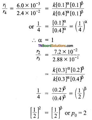 TN Board 12th Chemistry Important Questions Chapter 7 Chemical Kinetics 69