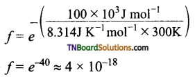 TN Board 12th Chemistry Important Questions Chapter 7 Chemical Kinetics 79