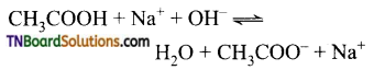 TN Board 12th Chemistry Important Questions Chapter 8 Ionic Equilibrium 11