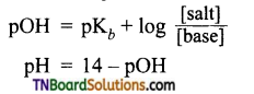 TN Board 12th Chemistry Important Questions Chapter 8 Ionic Equilibrium 21