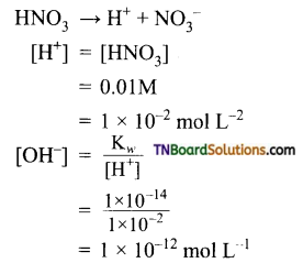 TN Board 12th Chemistry Important Questions Chapter 8 Ionic Equilibrium 3