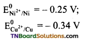 TN Board 12th Chemistry Important Questions Chapter 9 Electro Chemistry 28